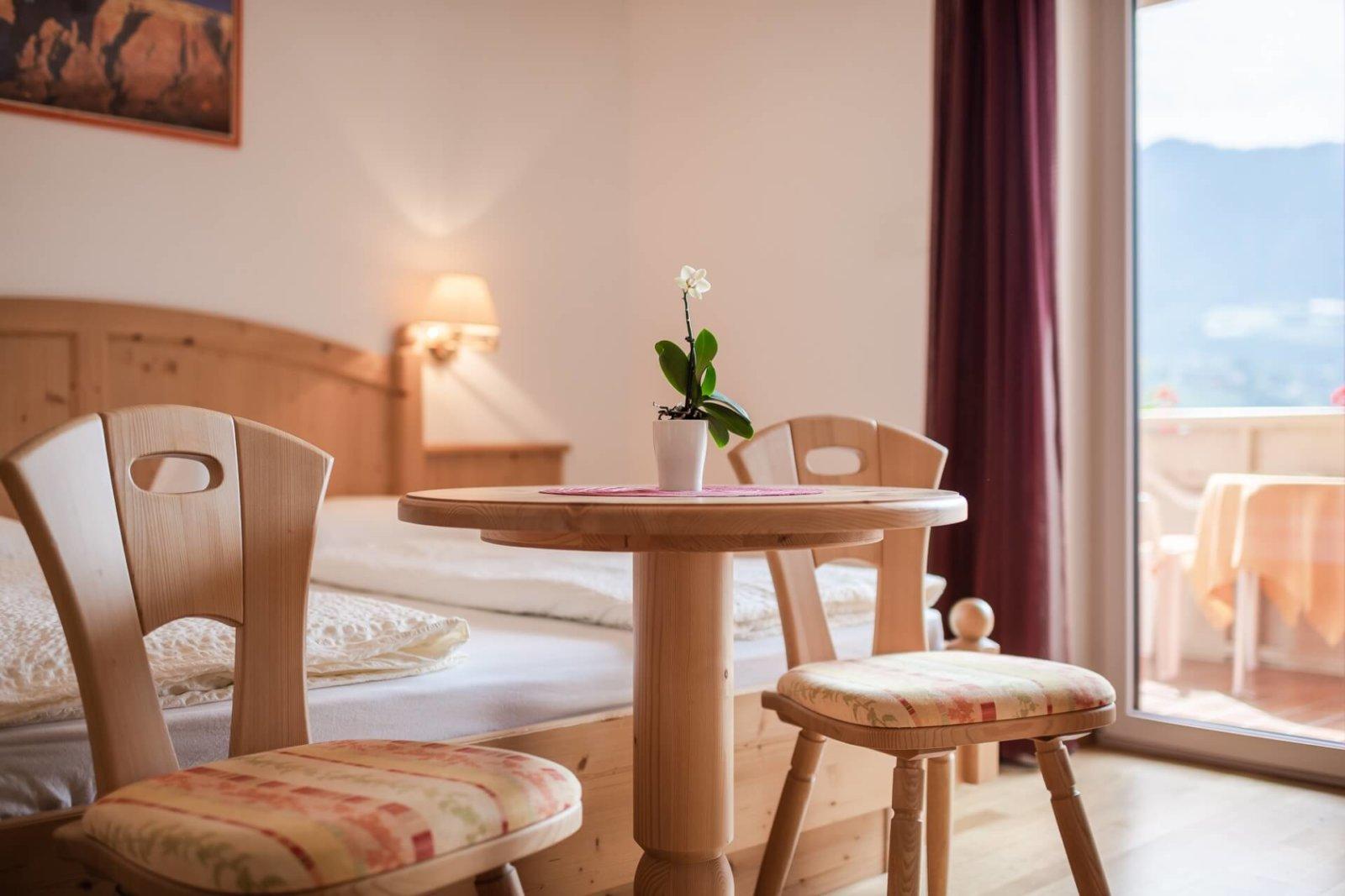 Camere Spaziose Albergo A Tirolo Alto Adige Hotel Weger