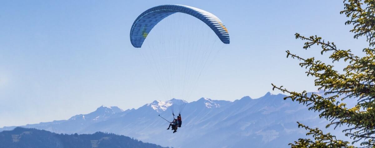 Paragliding - voli tandem