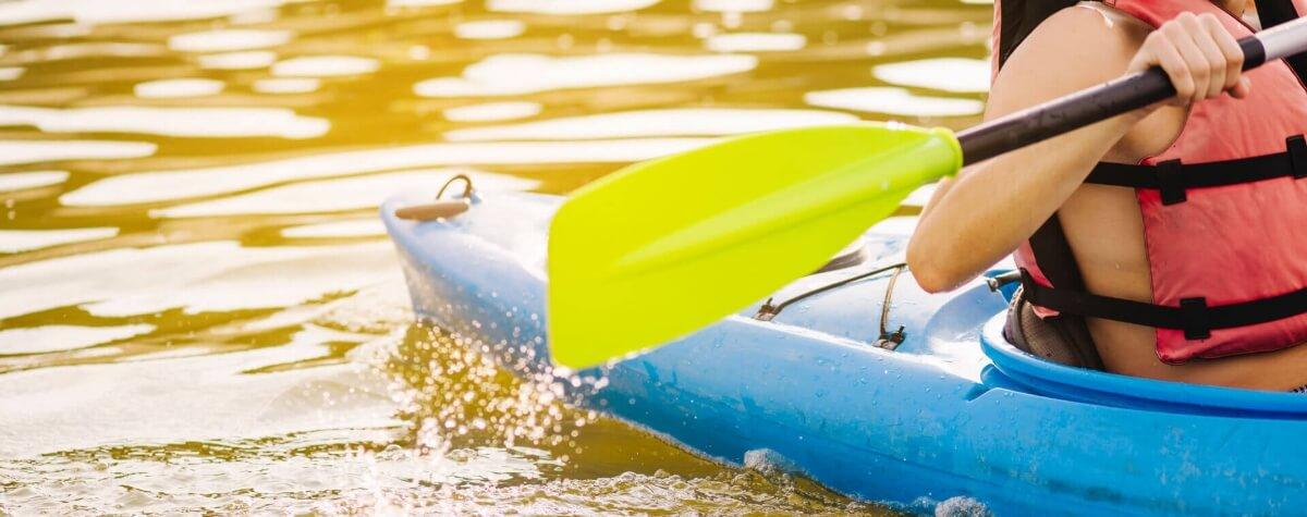 Rafting - Kanu